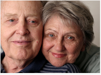 older couple living trust
