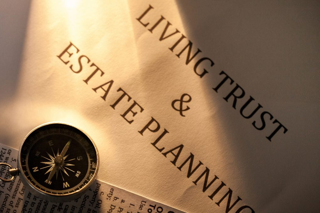 hire a living trust attorney